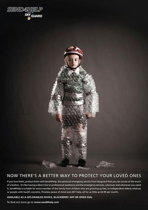 Child - Advertising