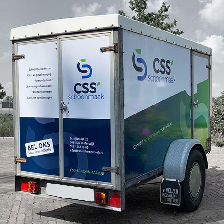 'Verduurzamen' CSS SCHOONMAAK