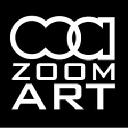ZoomART diseños logo