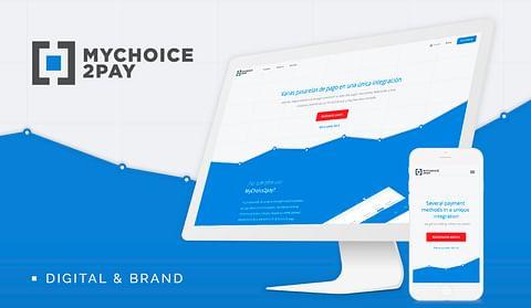 MyChoice2Pay. Soluciones de pago.