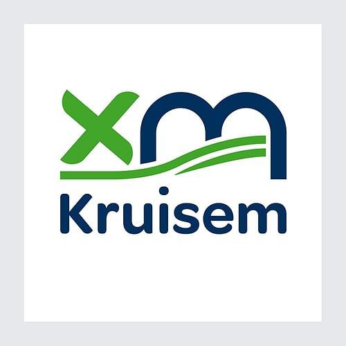 Nieuw logo voor fusiegemeente Kruisem - Branding & Positionering