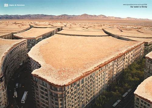 Desert - Publicidad