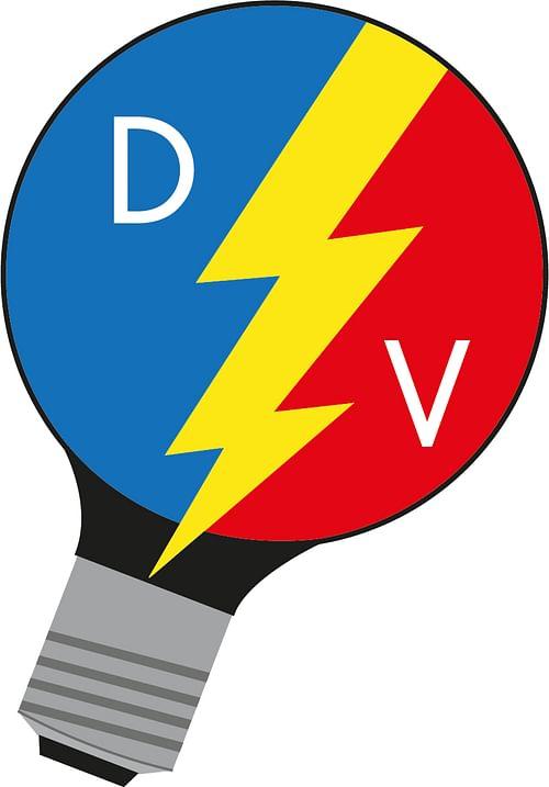 DV Electrics Logo + Visitekaartjes - Ontwerp