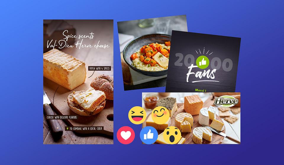 Herve Société / Campagnes Facebook, Instagram, SEA