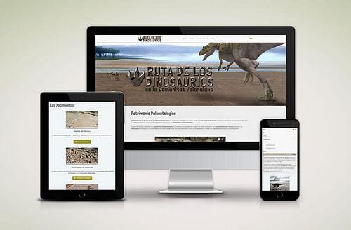 Patrimonio paleontológico de la Comunitat Valencia - Creación de Sitios Web