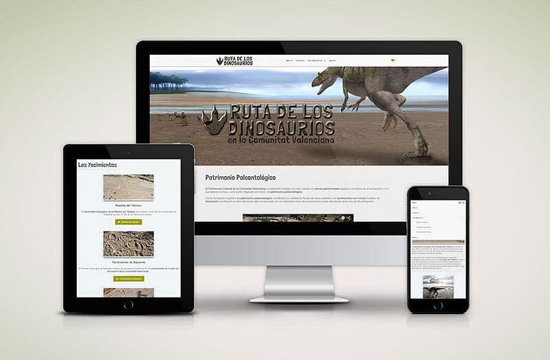 Patrimonio paleontológico de la Comunitat Valencia