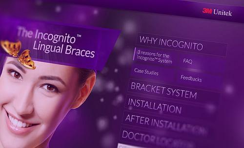 3M - Incognito - Website Creation