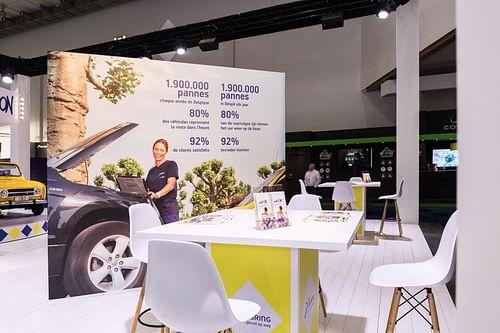 Brussels Motor Show - Touring - Evénementiel