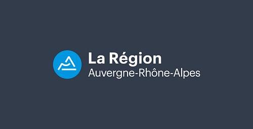 Architecture de marque Région Auvergne-Rhône-Alpes - Image de marque & branding