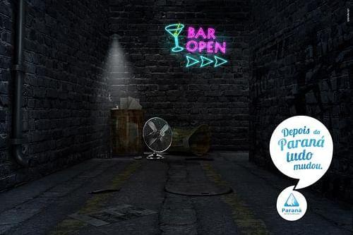 Bar Open - Advertising