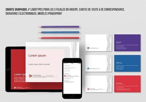 Création de logo & charte graphique - Design & graphisme