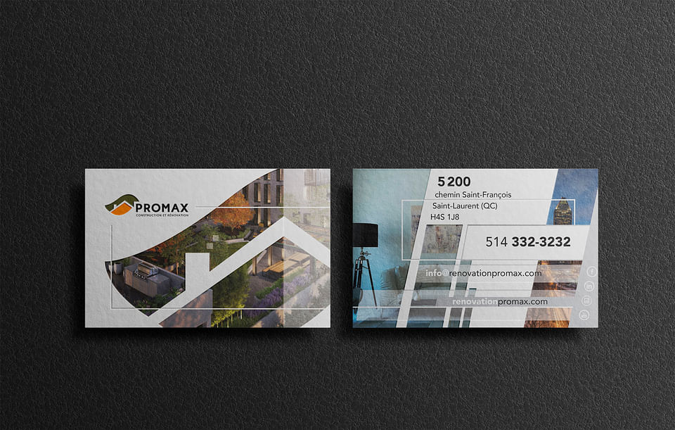 Projet PROMAX