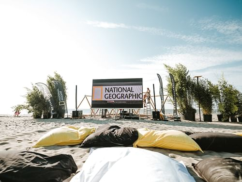 Influencer campaign for National Geographic - Social media
