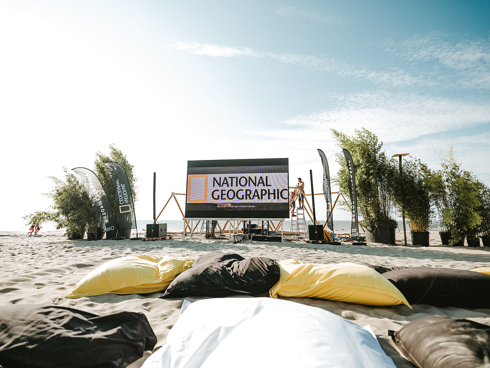 Influencer campaign for National Geographic