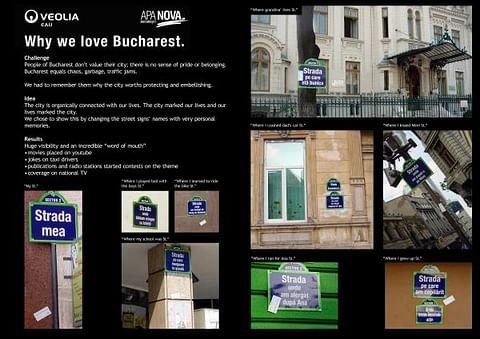 WHY WE LOVE BUCHAREST