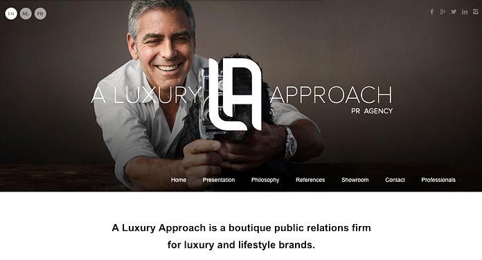 A Luxury Approach : Public Relations Agency