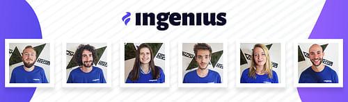 Ingenius cover
