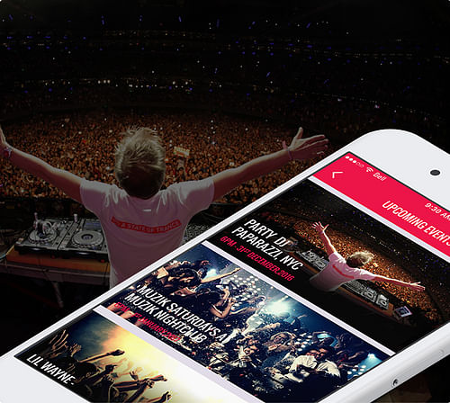 The X Club - Mobile App