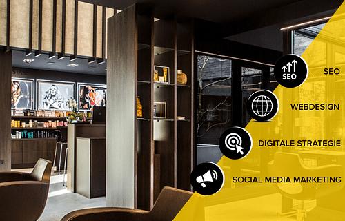 Branding - Webdesign - SEO - Full Marketing - Website Creatie