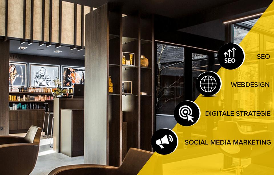 Branding - Webdesign - SEO - Full Marketing