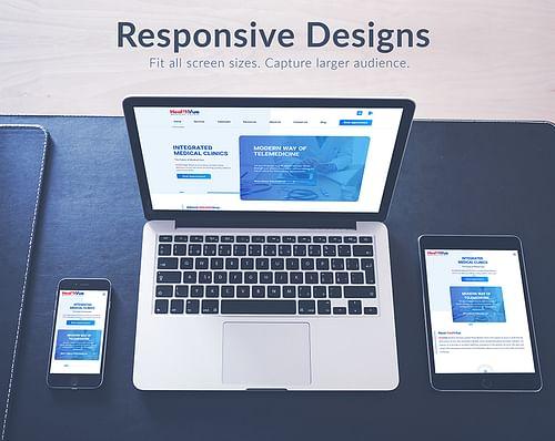 Web Design & Development - Website Creation