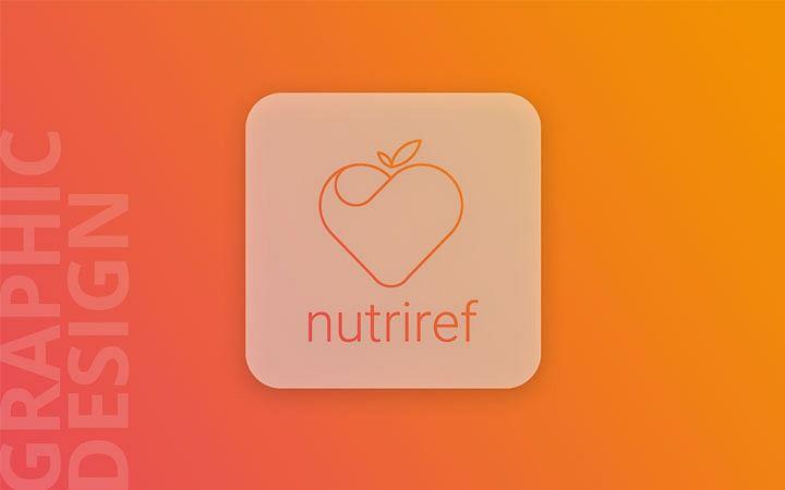 Nutriref   Branding   App design