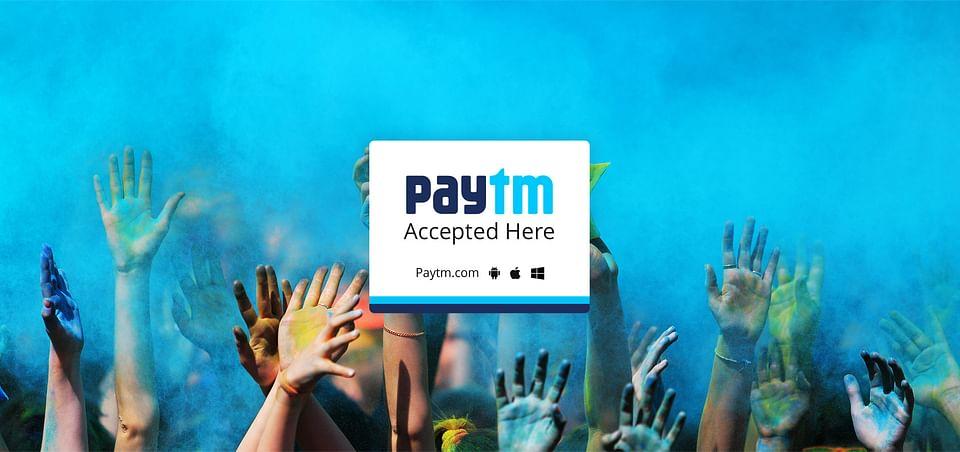 Paytm Logo & Identity Design