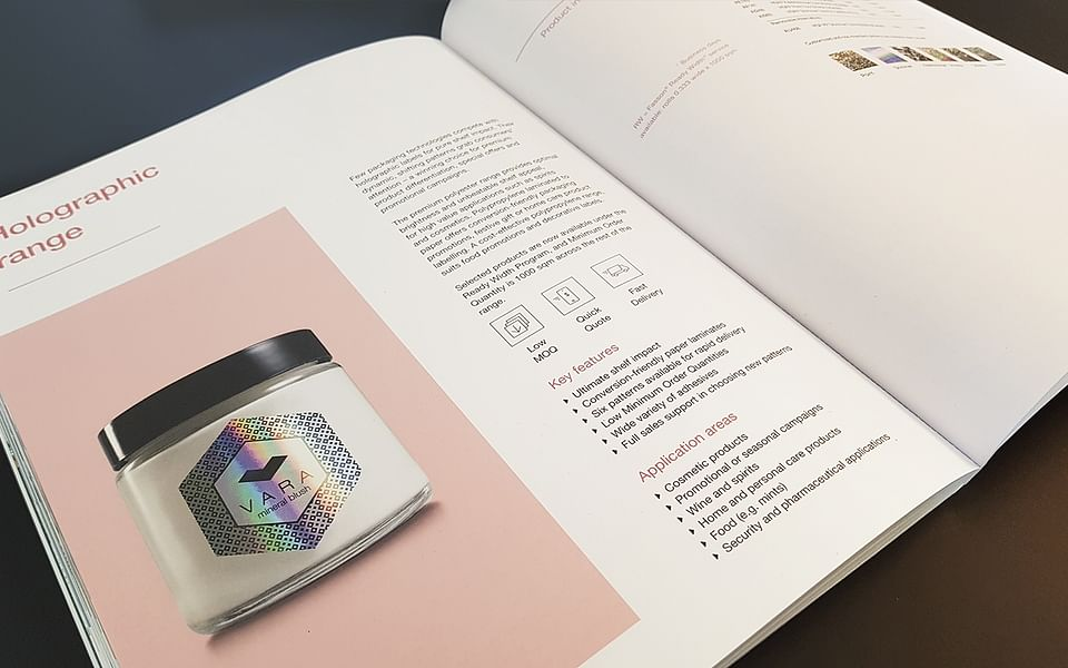 Brochure Select Solutions - Avery Dennison