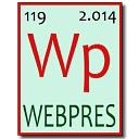 Webpres logo
