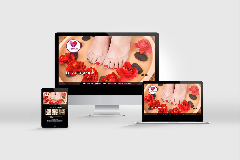Responsive website + huisstijl & logo - Website Creatie