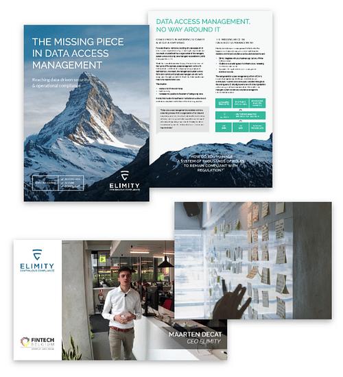 Video, brochure en marketing - Digital Strategy