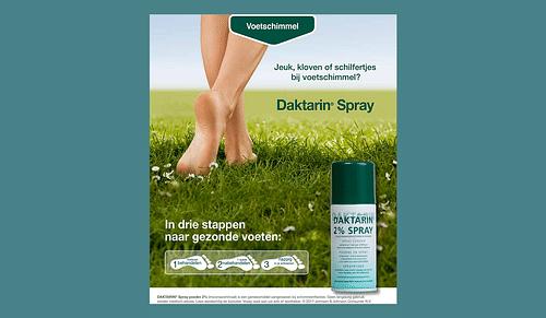 Daktarin Communication Strategic Campaign - Publicité