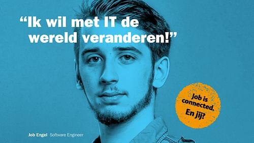 Introductie van hèt IT-Platform van Nederland - Reclame