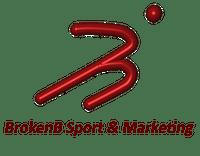 BrokenB Sport & Marketing logo