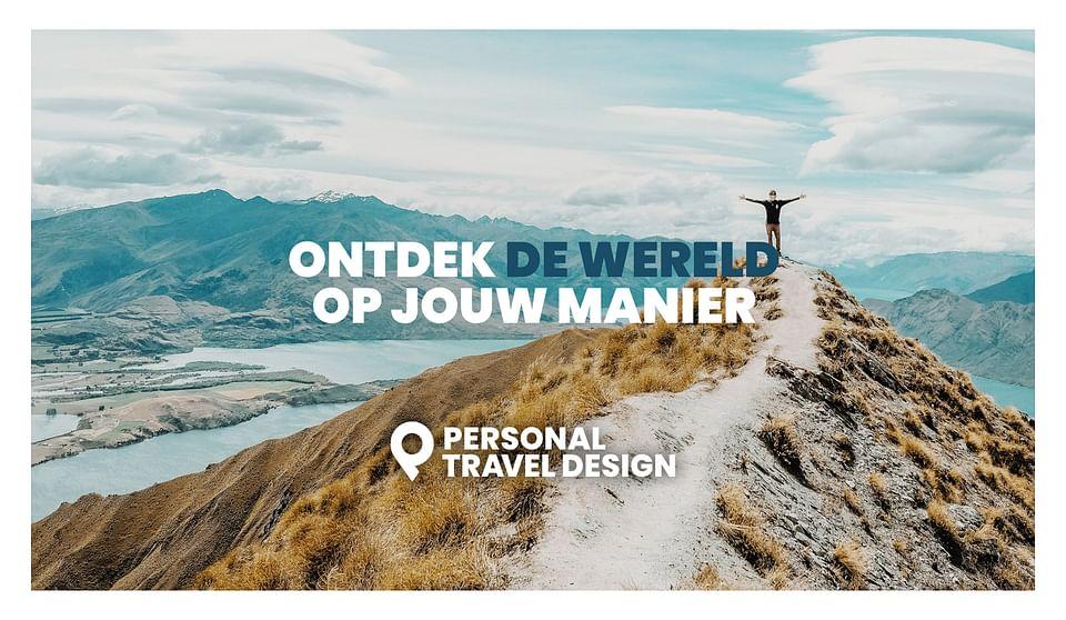 Personal Travel Design - Merkpropositie & website