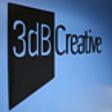 3dB Creative LLC logo