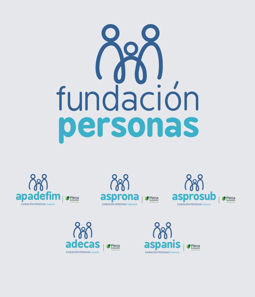 Fundación Personas - Branding y posicionamiento de marca
