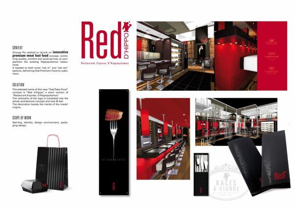 RED D'HIPPO - Publicidad