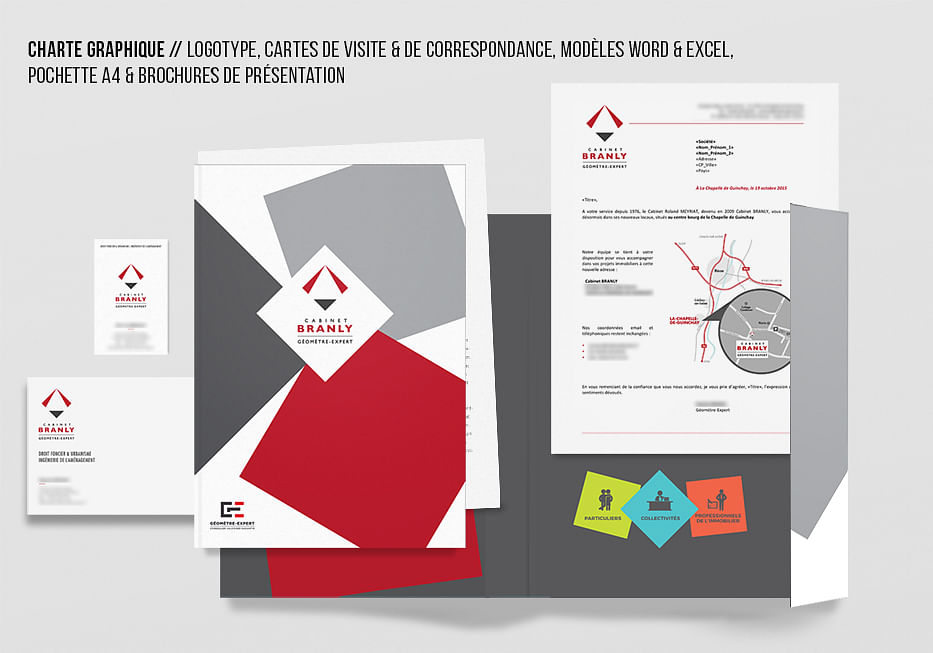 Création de logo & charte graphique