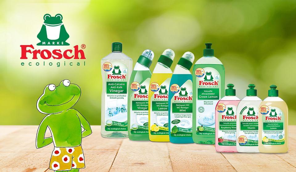 Un content marketing étincelant pour Frosch