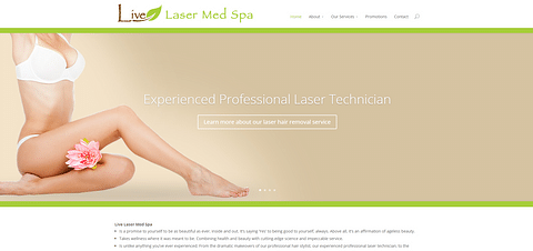 Digital Marketing For A MedSpa Clinic In USA