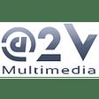 A2V multimédia logo