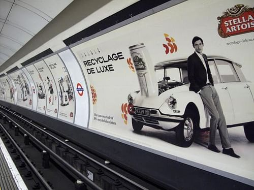 Recyclage De Luxe - Advertising