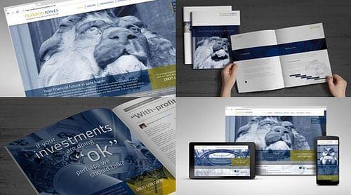 Website and rebrand - Website Creation