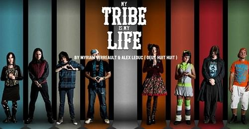 My Tribe Is My Life - Advertising