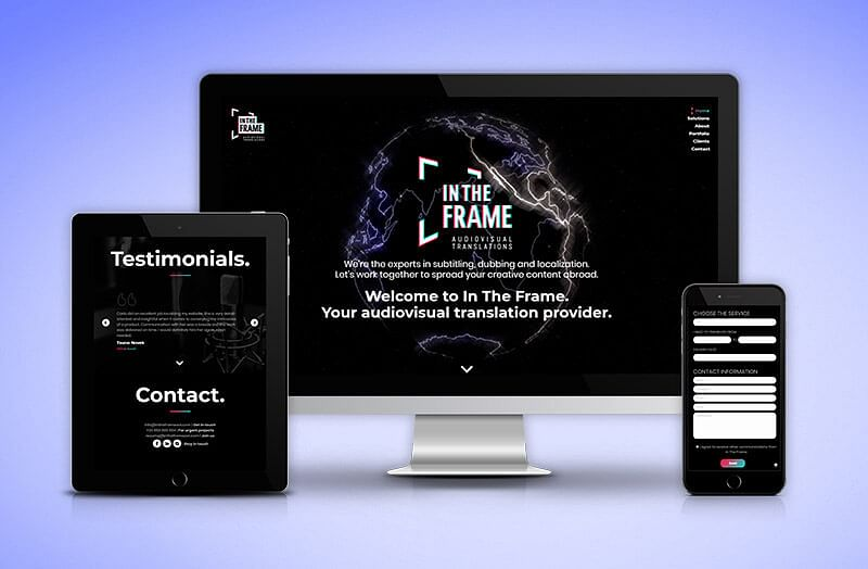 In The Frame Audiovisual Translation