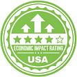 Economic Impact Rating logo