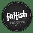 fatfish - créations web logo