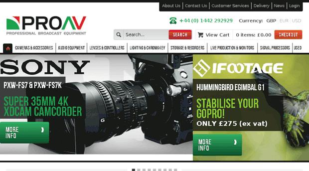 High-performance Magento e-commerce site