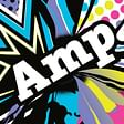 Amp London logo